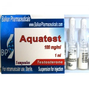 Aquatest Testosteron Suspension