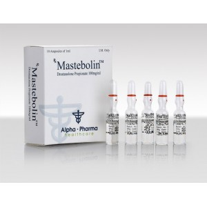 Mastabolin Alpha Pharma